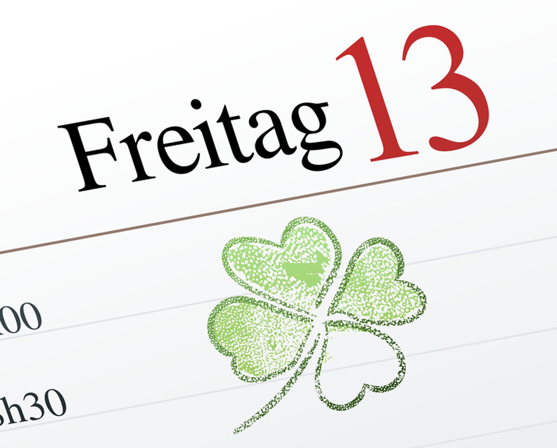 Freitag Der 13. GlГјckstag