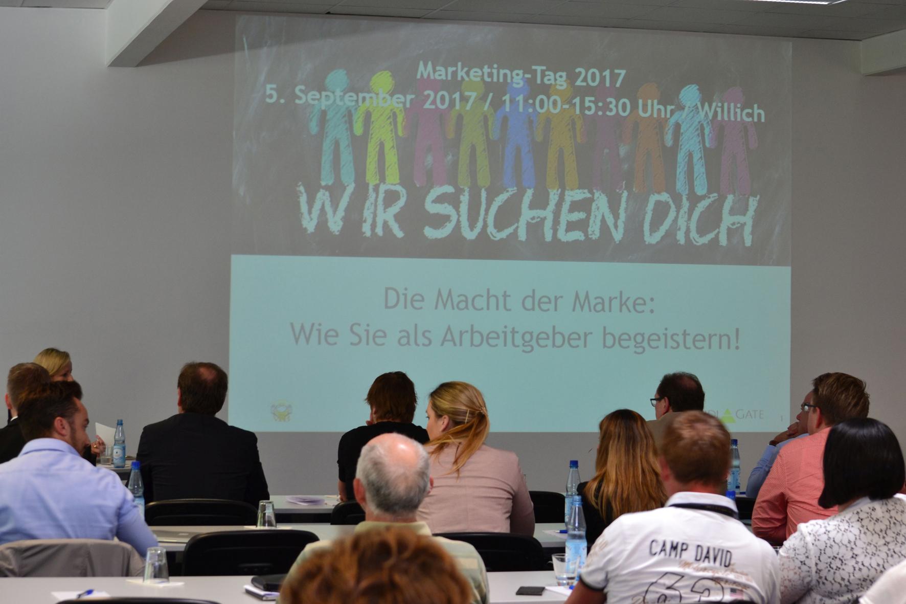 Marketing-Tag