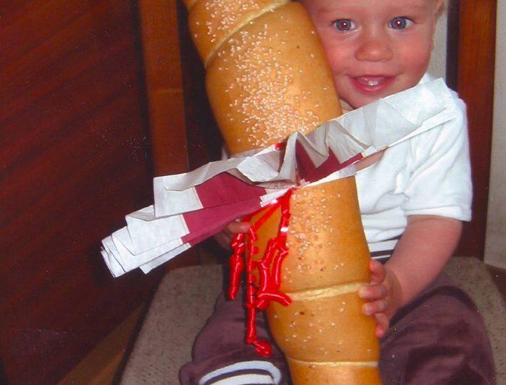 Riesengebäck zum Kindergeburtstag