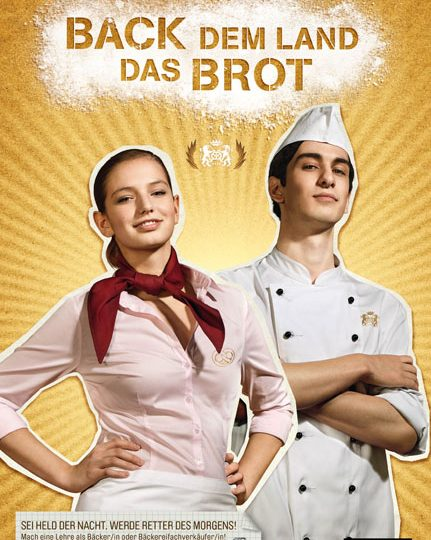 Bäckerhymne im Kino
