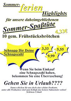 """""""Schnapp Dir eine Schnapszahl!"""""""