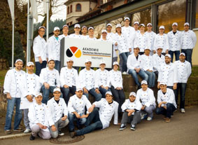 30 frischgebackene Bäckermeister
