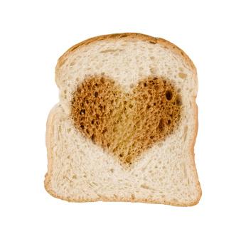 Brot vom Haken