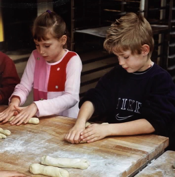 Kinderbacken an Ostern