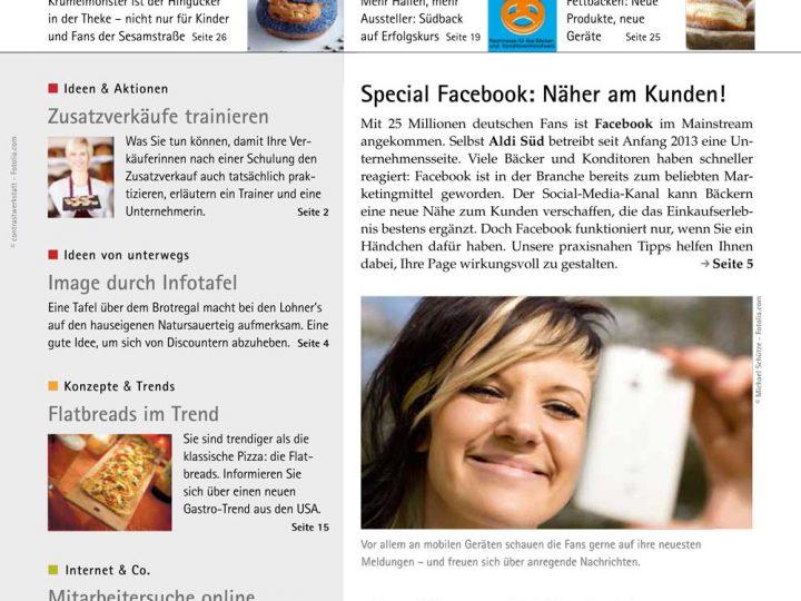 Facebook: Näher am Kunden!
