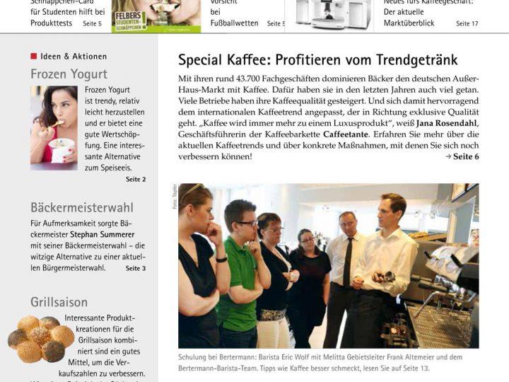 Kaffee: Profitieren vom Trendgetränk