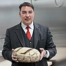 Amin Werner verlässt Zentralverband