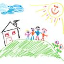 Sommerlicher Malwettbewerb für Kinder
