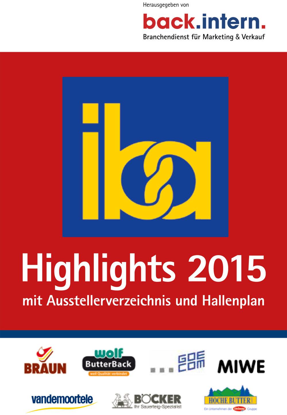 iba 2015 – das BesucherBooklet