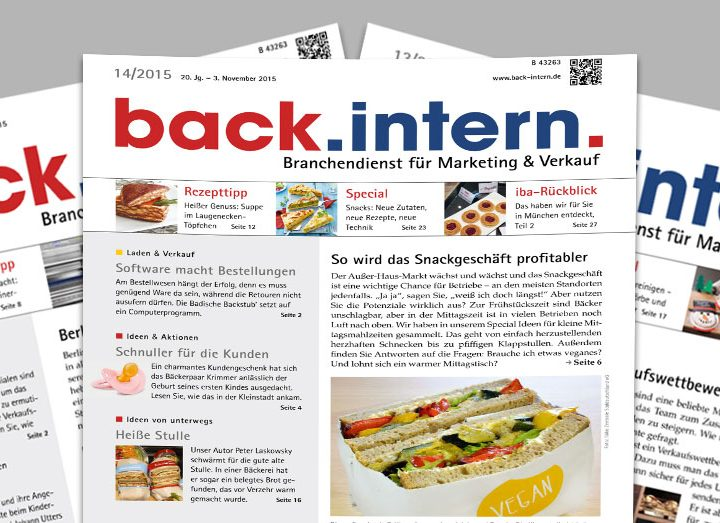 Süback Innovationen 2013