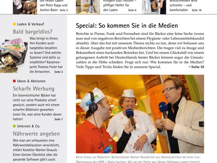 back.intern. 2015 Ausgabe 15