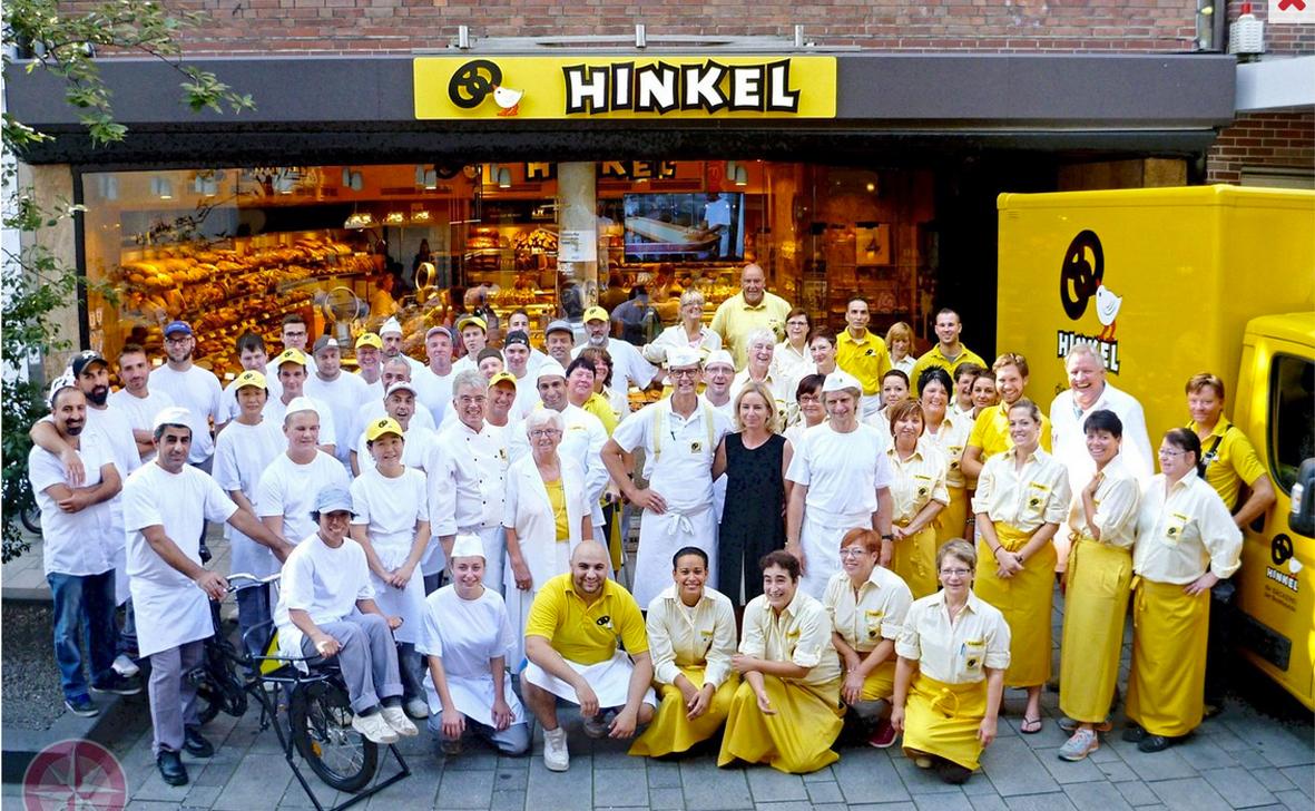 125 Jahre Bäckerei Hinkel
