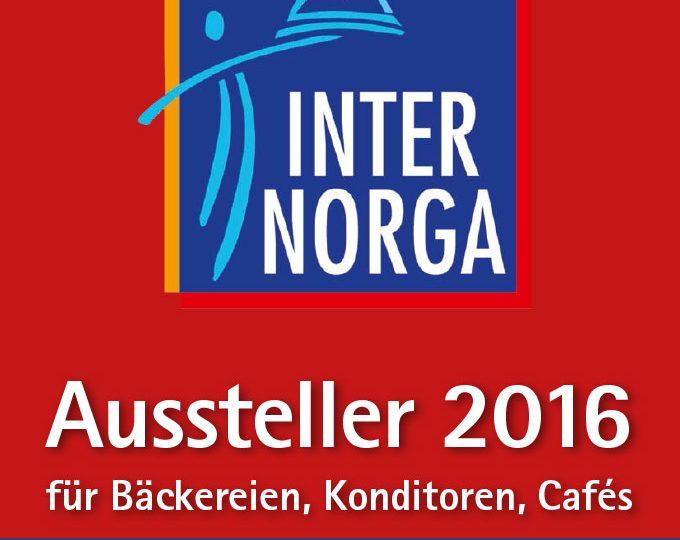Internorga BesucherBooklet 2016