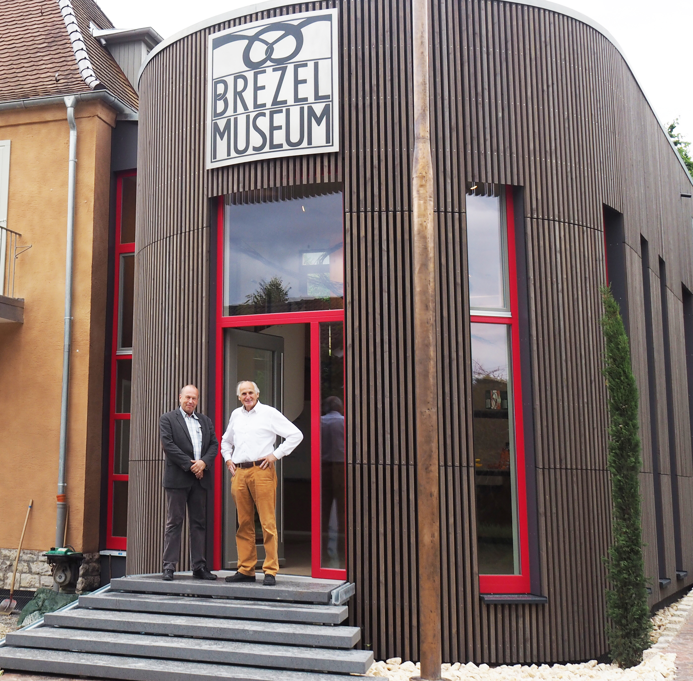 Erstes Brezelmuseum eröffnet