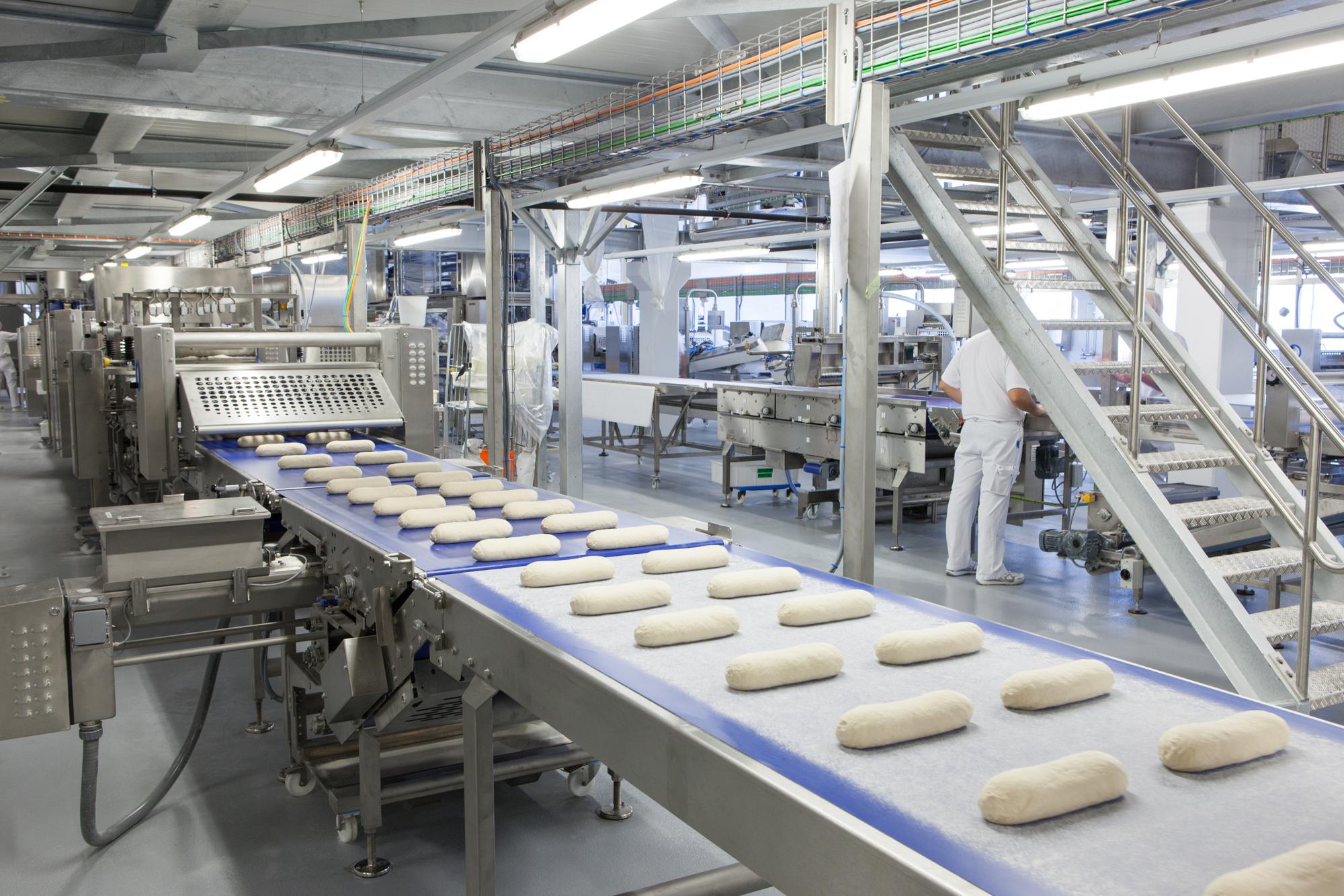 Coop: Größte Bäckerei