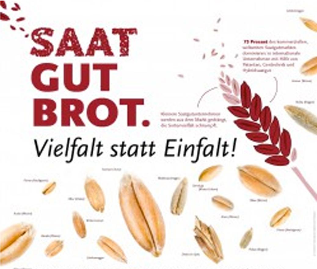 Aktion für Getreidevielfalt