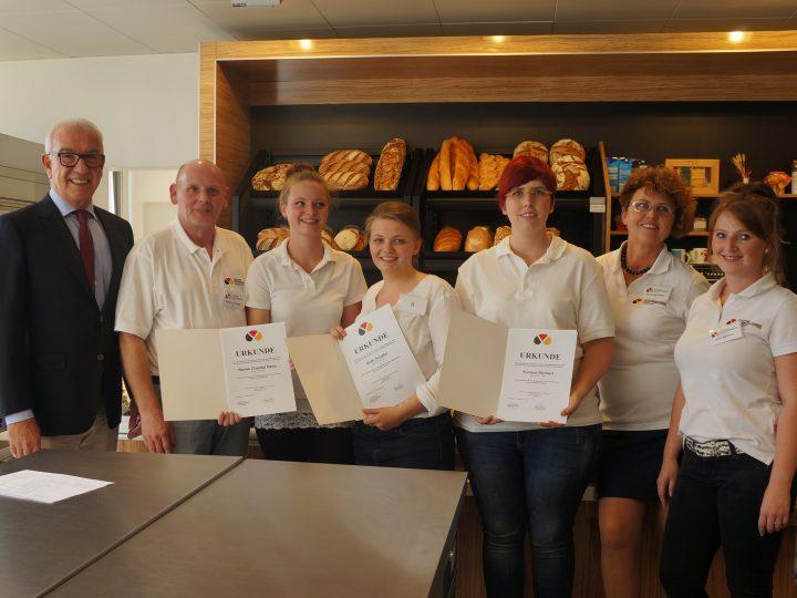 Meisterschaft Bäckerjugend