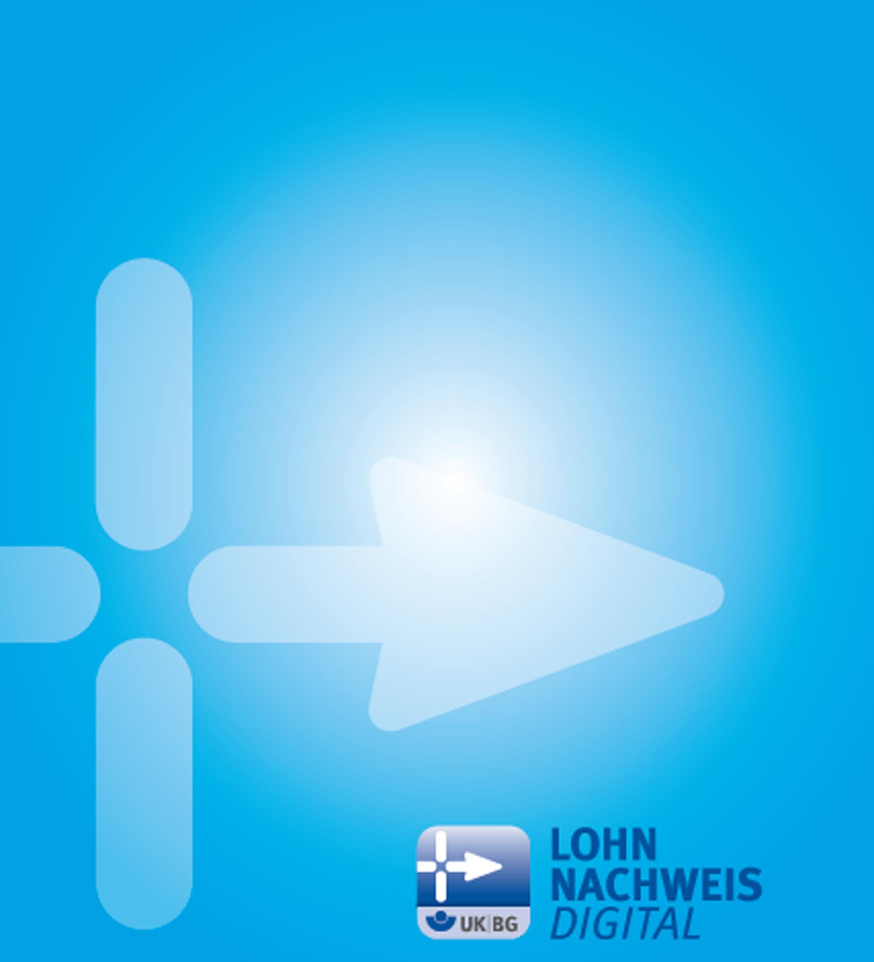 Neu: UV-Meldeverfahren