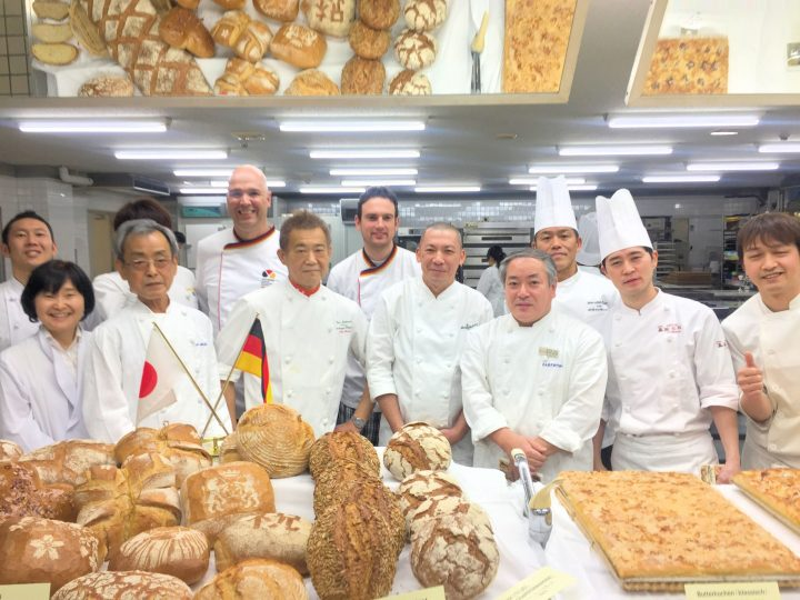 Deutsche Brotkunst in Tokio