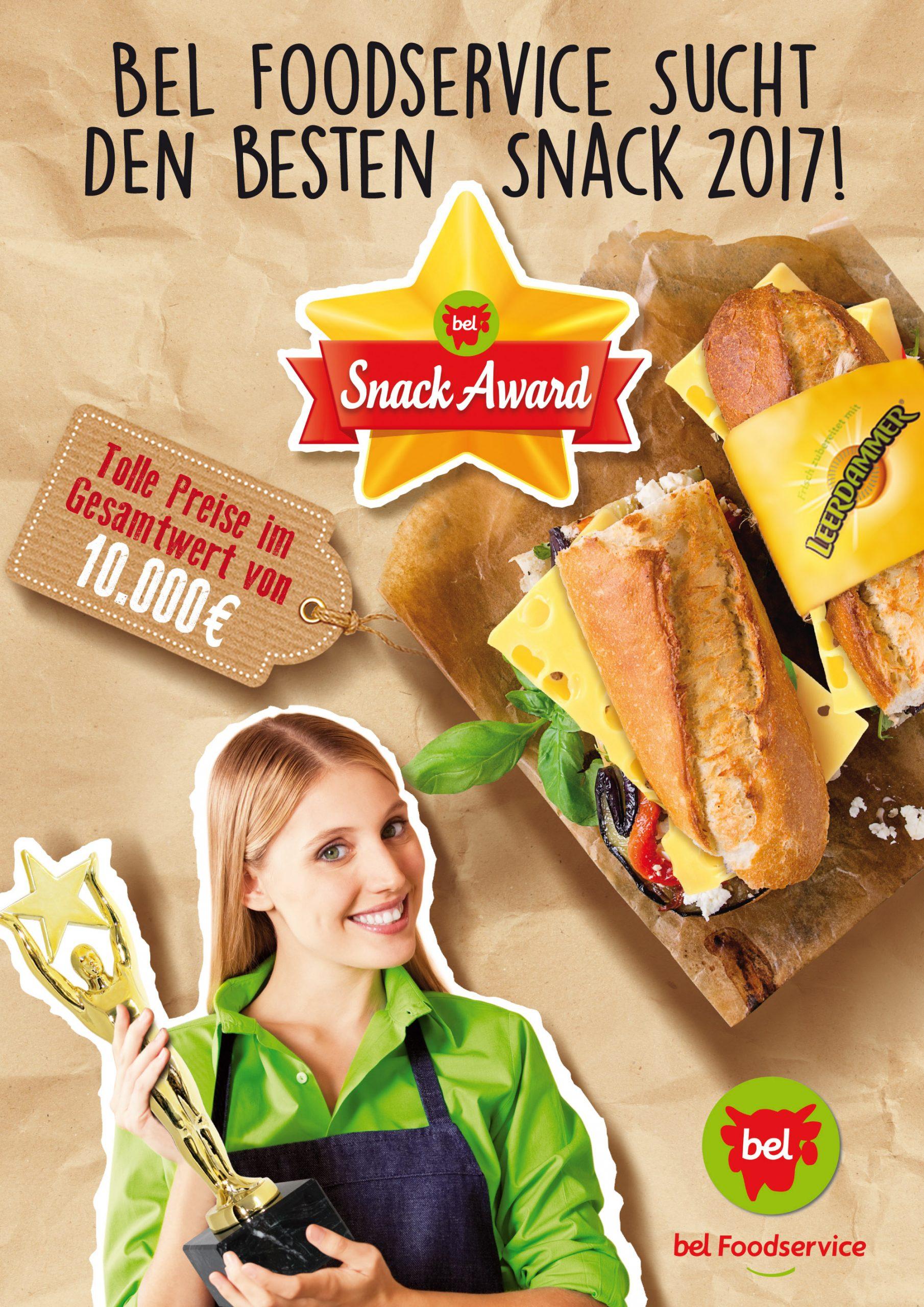 Snack-Award 2017
