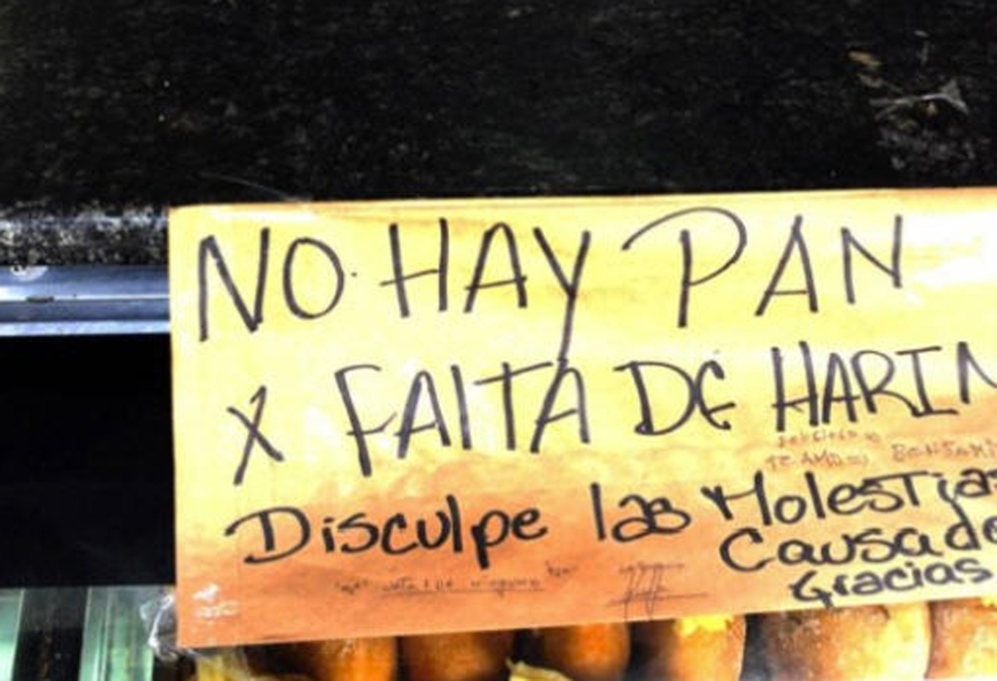 Venezuelas Brotkrieg