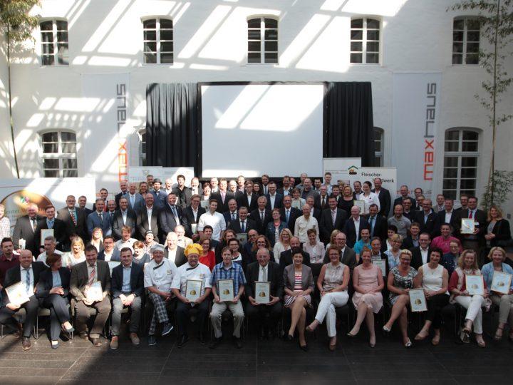 Ehrenpreise für Bäcker 2017