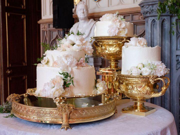 Königliche Hochzeitstorte