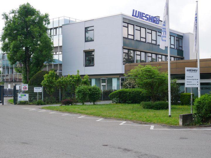 Neue Wiesheu-Spitze