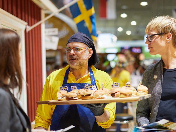 Grüne Woche: Schweden