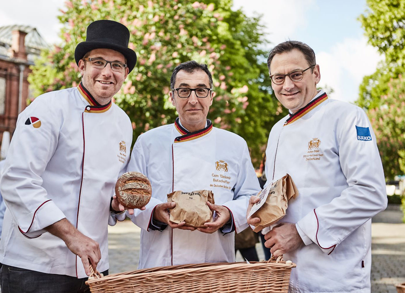 Brot für Berlin