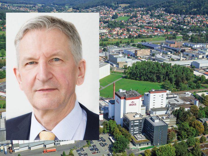 Ireks: Brinkmann geht