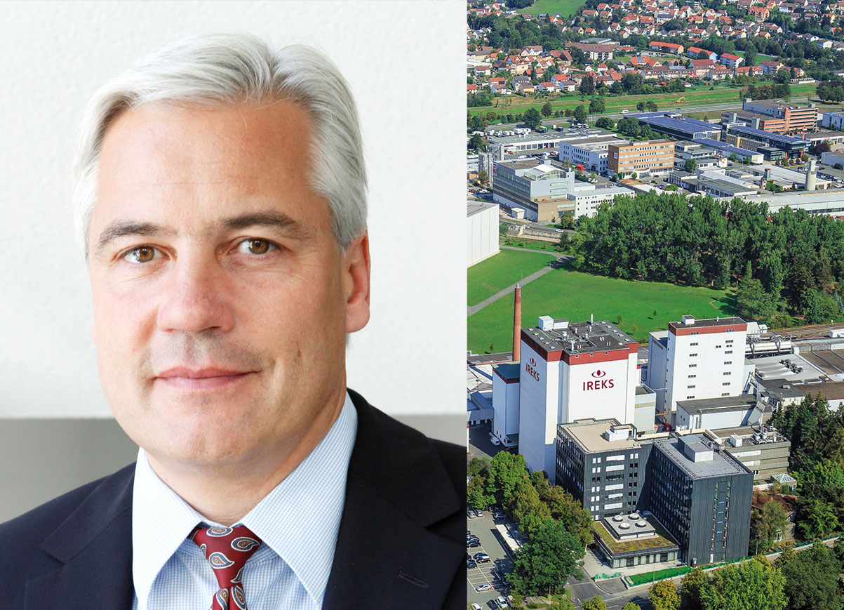 Bergler wird Ireks-Geschäftsführer
