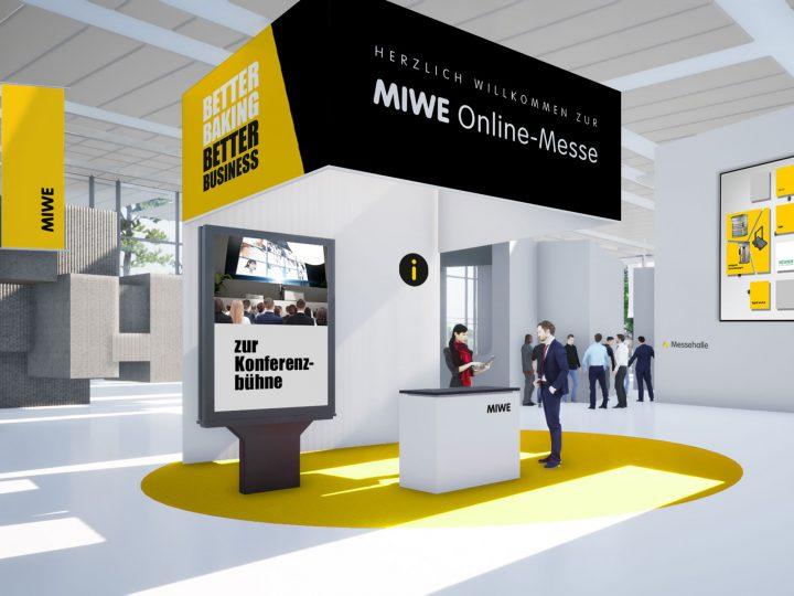 Miwe lädt zur Online-Messe