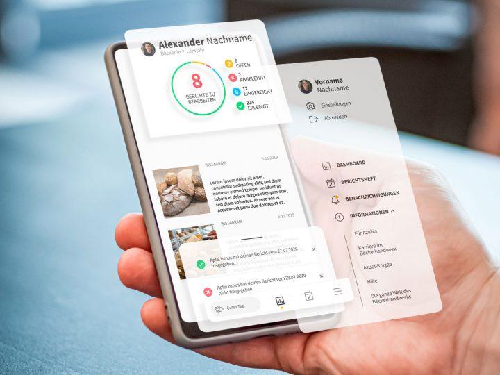 Azubi-Berichtsheft jetzt digital