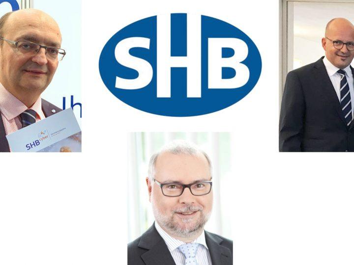 Vorstandswechsel bei der SHB