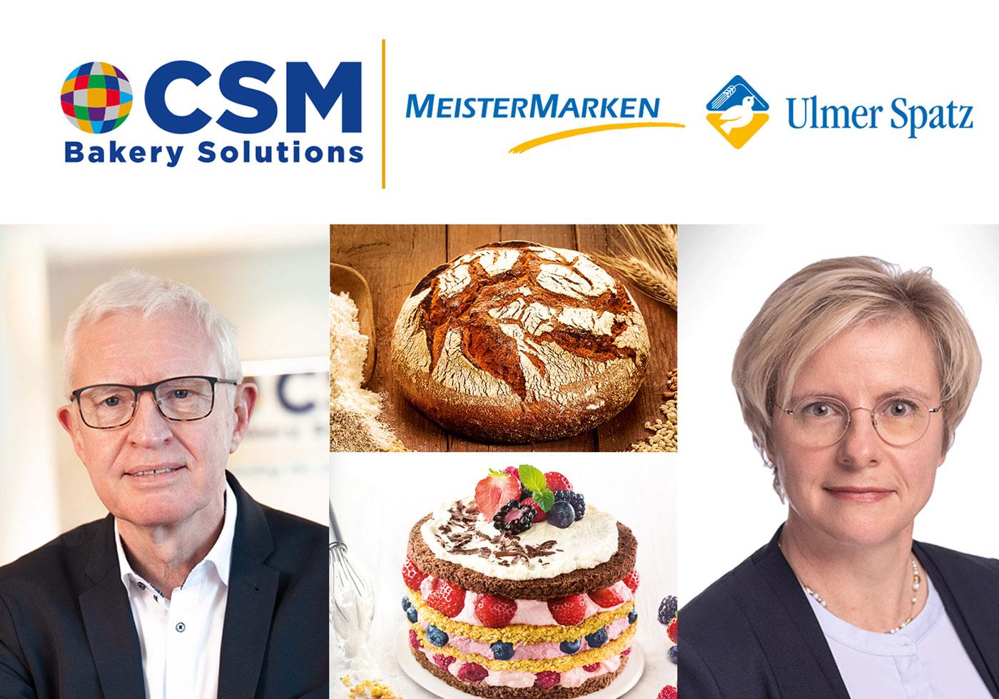 CSM verkauft Backzutatengeschäft