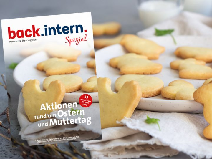 back.intern.-Spezial Ostern & Muttertag