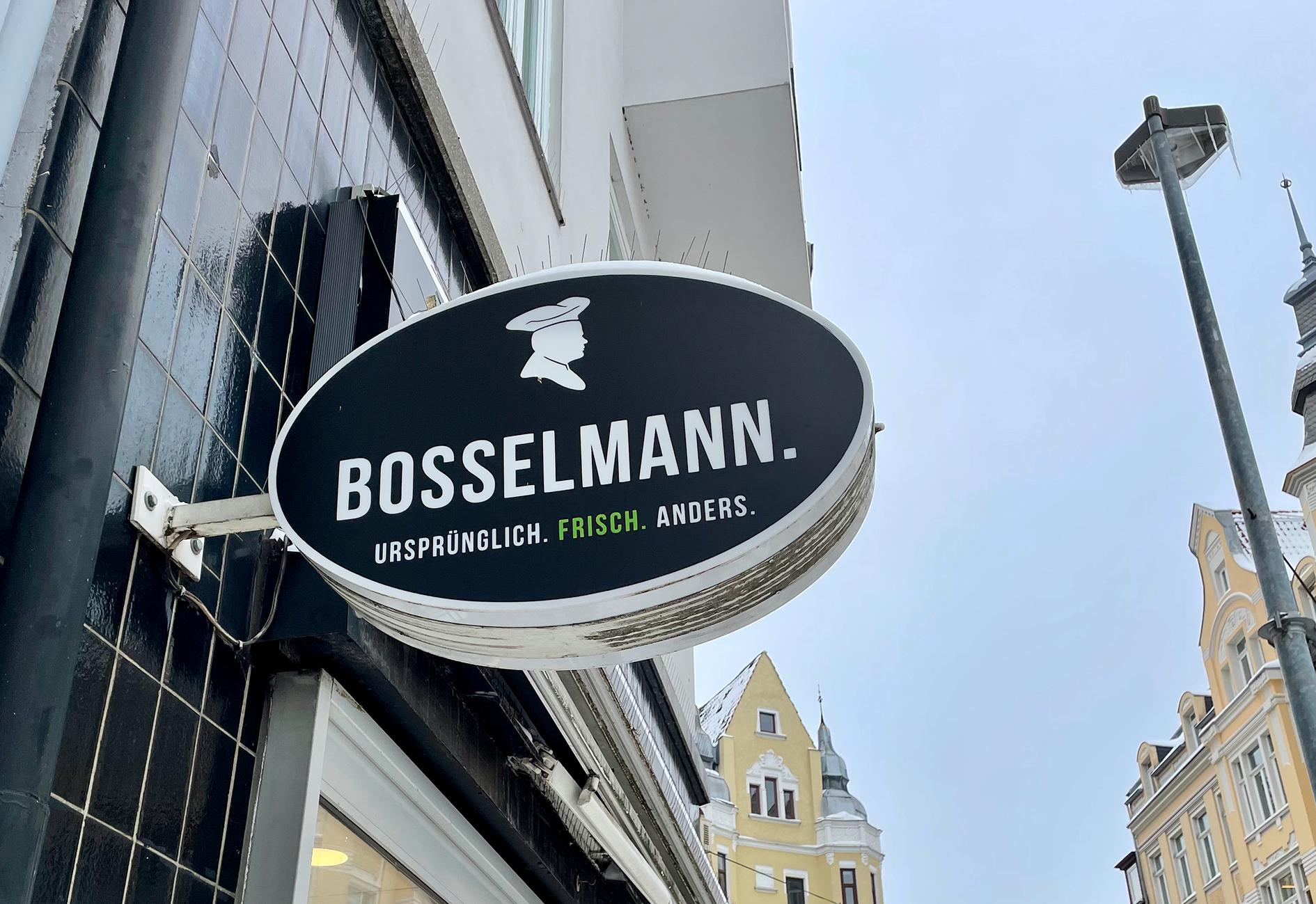 Bosselmann verkauft