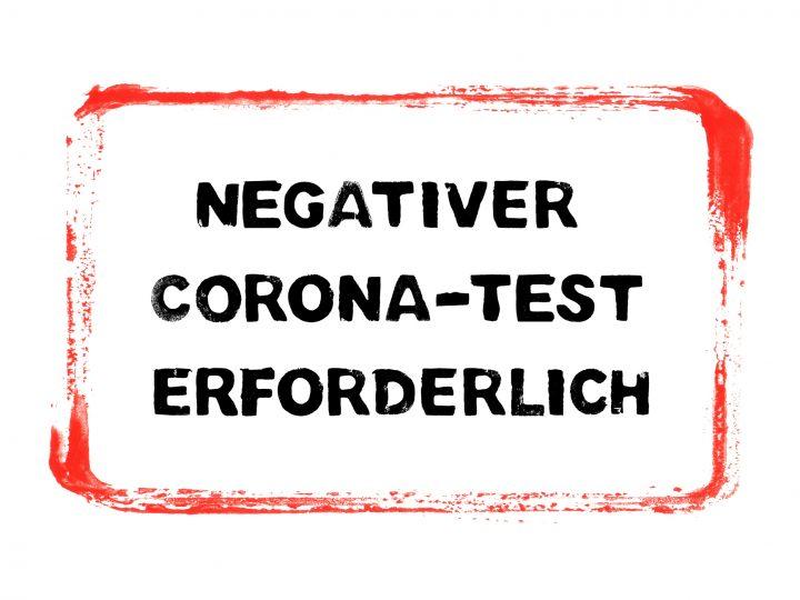 Verpflichtende Test?