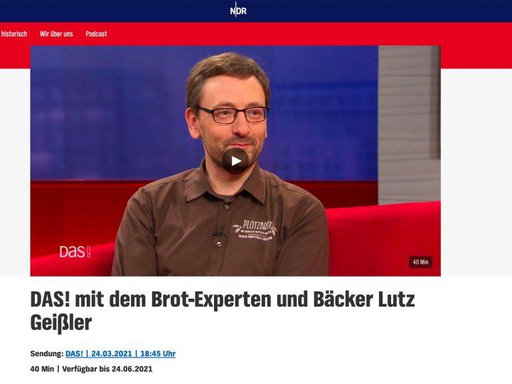 Brotexperte Geißler