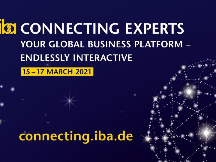 Countdown: iba.Connecting Experts