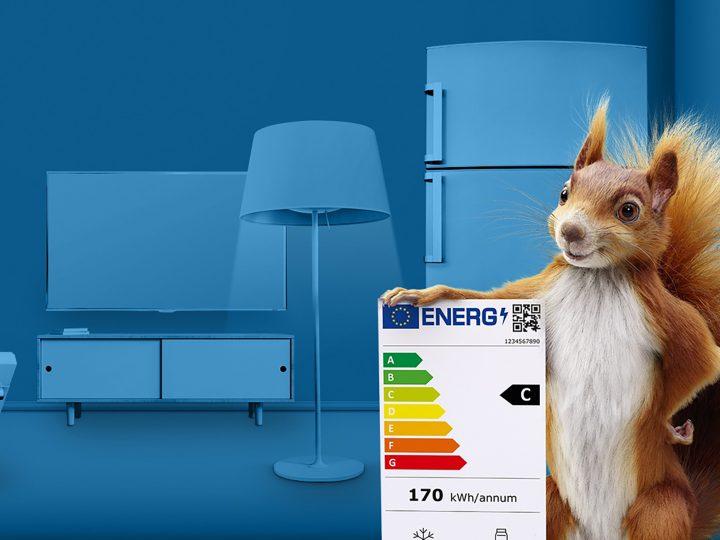 Neues EU-Energielabel