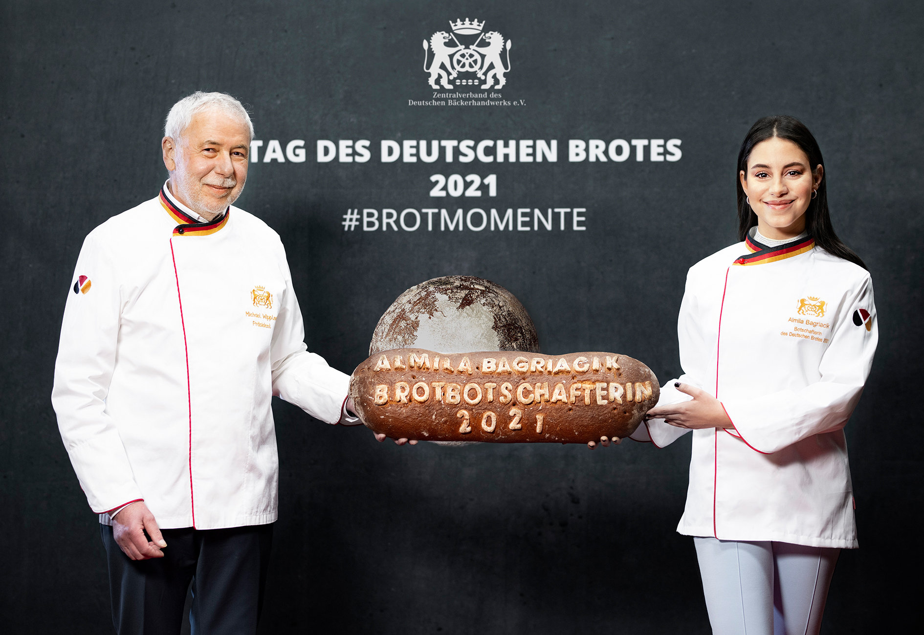 Tatort-Kommissarin als Brotbotschafterin