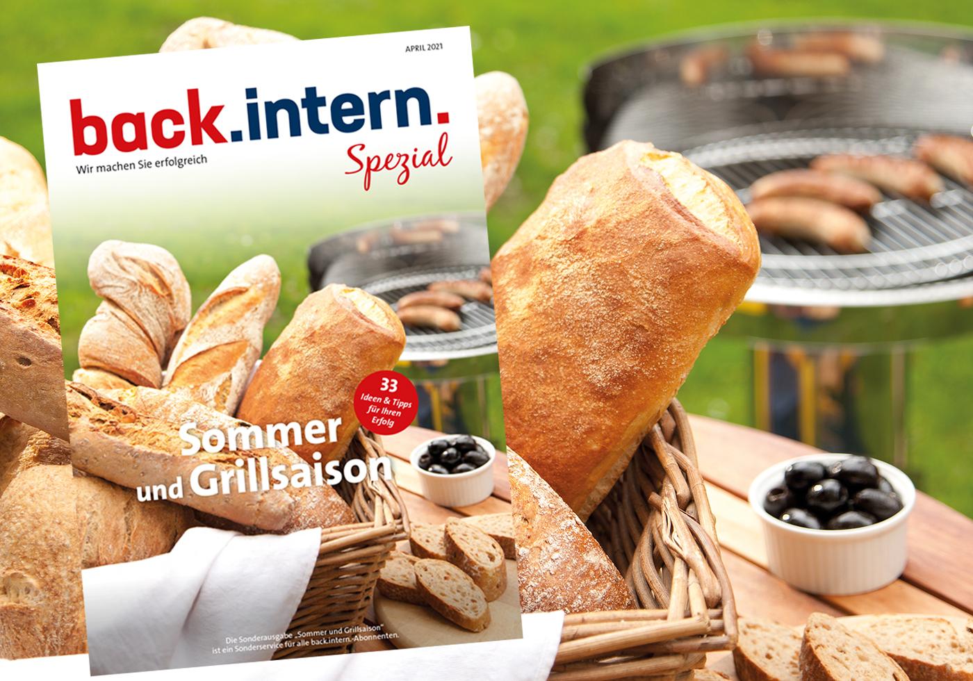 back.intern.-Spezial Sommer & Grillsaison