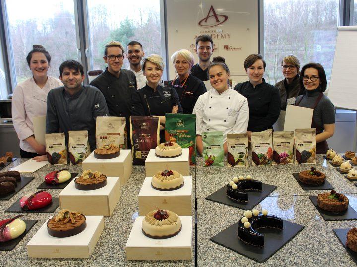 Chocolate Academy als neue Marke