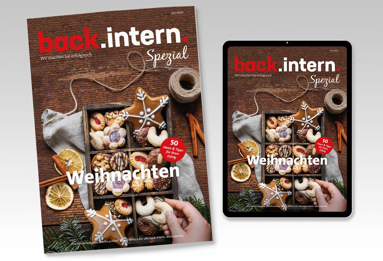 back.intern.-Spezial Weihnachten