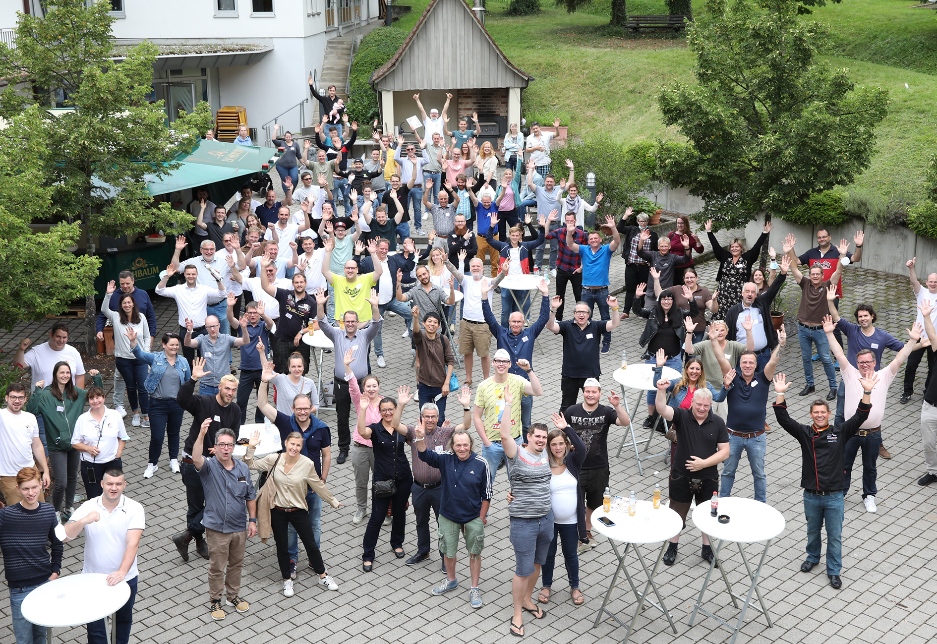 Erstes Bread Summercamp