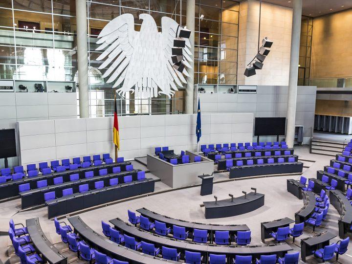 """""""Kein Bäcker im Bundestag"""""""