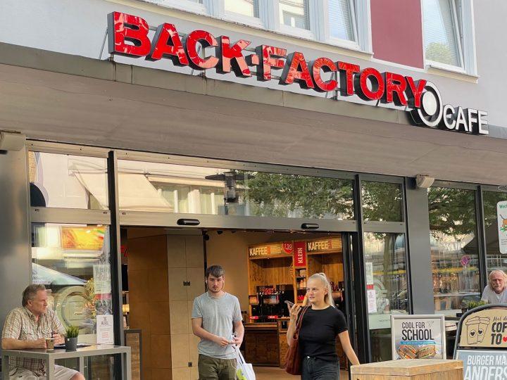 Valora kauft Back-Factory