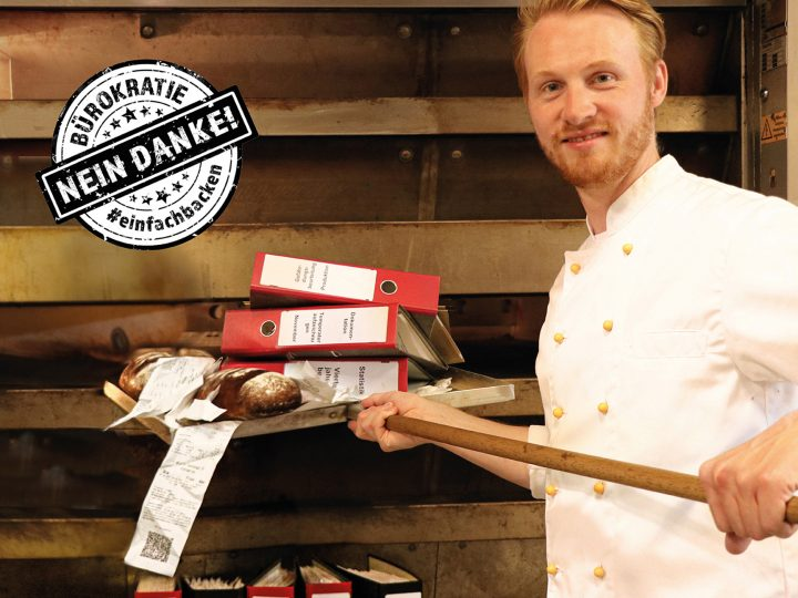 Bäcker fordern Abschaffung der Bonpflicht